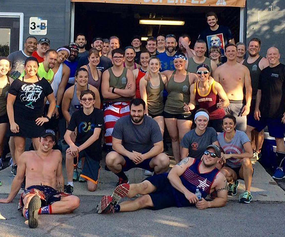 CrossFit Community Based Fitness Training